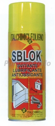 SBLOK - SVITATUTTO SPRAY