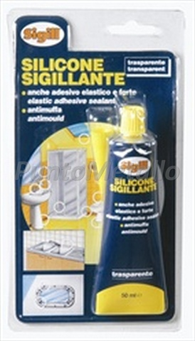 SILICONE SIGILLANTE 50 ML